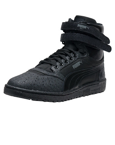 PUMA MENS Black Footwear / Sneakers 9.5 11238234