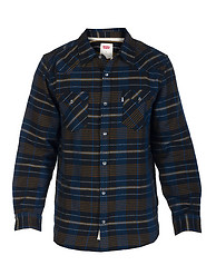 LEVIS OLEG BRUSHED BACK WOVEN SHIRT