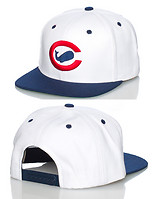 AMERICAN NEEDLE CHICAGO WHALES MINOR LEAGUE SNAPBACK