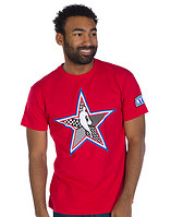 MITCHELL AND NESS ALL STAR ALL TEE