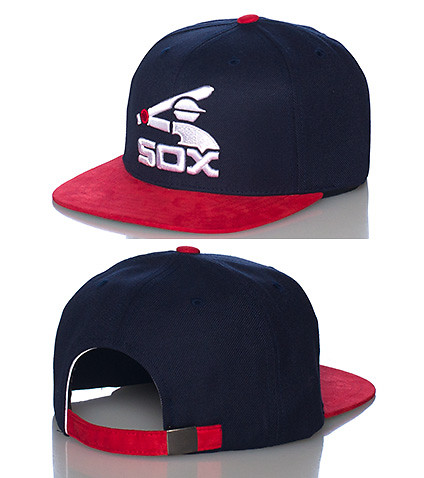 AMERICAN NEEDLE - Caps Snapback - CHICAGO WHITE SOX STRAPBACK CAP