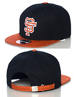 AMERICAN NEEDLE SAN FRANCISCO GIANTS STRAPBACK CAP