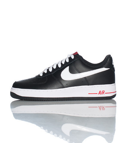 NIKE MENS AF1 LOW NCAA SNEAKER Black