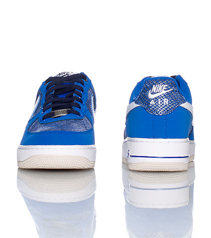 NIKE - Sneakers - AIR FORCE ONE LOW NCAA