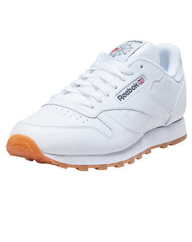REEBOK MENS White Footwear / Sneakers 9 11138148