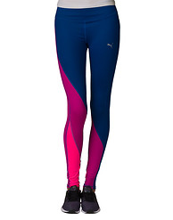 PUMA CLASH COLOR SPLICE LEGGING