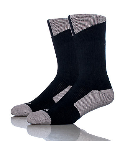 JORDAN MENS AIR JORDAN DRIFT CREW SOCK Black