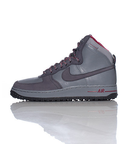NIKE SPORTSWEAR - Sneakers - AIR FORCE ONE HIGH BOOT