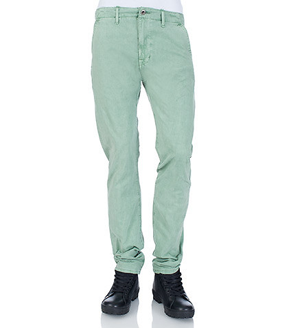 LEVIS - Pants - CHINO TWILL PANT
