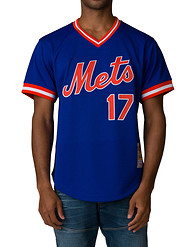 MITCHELL AND NESS New York Mets Jersey