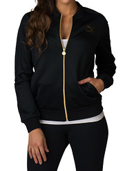 PUMA NO 1 LOGO TRACK JACKET