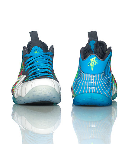 NIKE SPORTSWEAR - Sneakers - FOAMPOSITE ONE