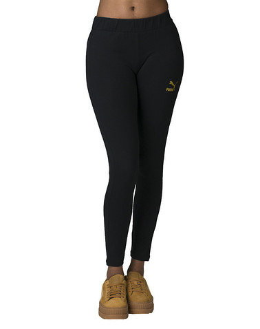 Puma Womens Black Clothing / Bottoms M 11332015