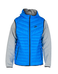 NIKE NIKE AEROLFT TECH FLEECE WINDRUNNER