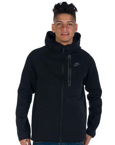 NIKE SPORTSWEAR MENS Black Clothing / Jackets XXL 11127142