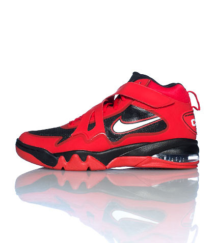 NIKE SPORTSWEAR MENS FORCE MAX CB 2 SNEAKER Red