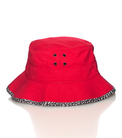JORDAN - Hats - JORDAN JUMPMAN BUCKET HAT
