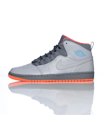 JORDAN MENS RETRO 1 94 SNEAKER Grey
