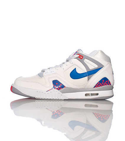NIKE MENS AIR TECH CHALLENGE II QS SNEAKER White