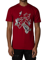 PLAY CLOTHS RUNNING WINGS TEE