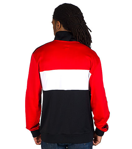 adidas - Jackets - CHICAGO BULLS COURT SERIES TRACK JACKET