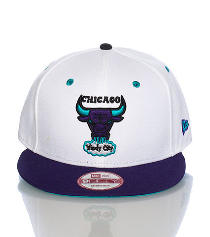 NEW ERA - Caps Snapback - BULLS NBA SNAPBACK CAP JJ EXCLUSIVE