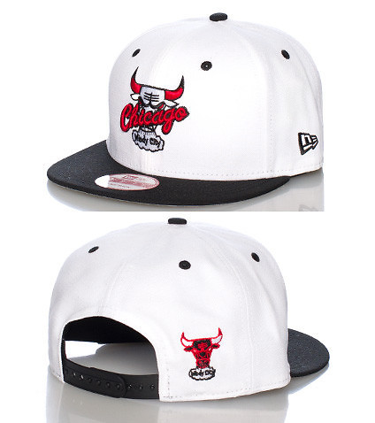 NEW ERA - Caps Snapback - BULLS NBA SNAPBACK JJ EXCLUSIVE