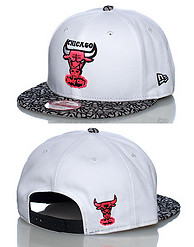NEW ERA CHICAGO BULLS NBA SNAPBACK JJ EXCLUSIVE