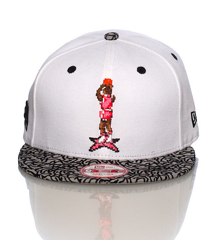 NEW ERA - Caps Snapback - PIXELATED SNAPBACK JJ EXCLUSIVE