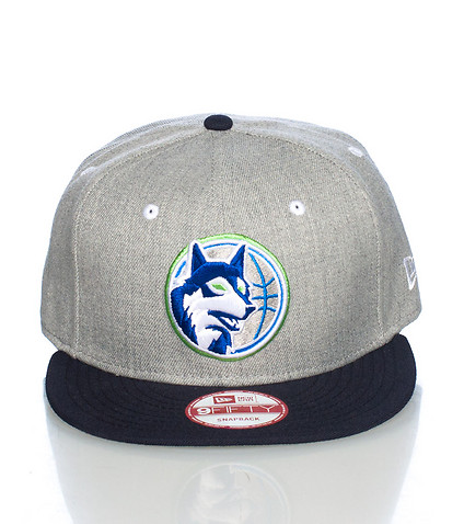 NEW ERA - Caps Snapback - MINNESOTA TIMBERWOLVES NBA SNAPBACK