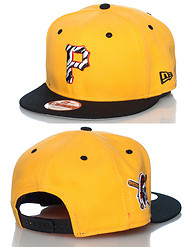NEW ERA PIRATES MLB SNAPBACK JJ EXCLUSIVE