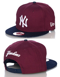 NEW ERA NY YANKEES MLB SNAPBACK JJ EXCLUSIVE