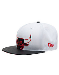 NEW ERA CHICAGO BULLS SNAPBACK CAP