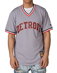 MAJESTIC DETROIT TIGERS COOPERSTOWN
