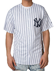 MAJESTIC NY Yankees 1915 Replica Jersey
