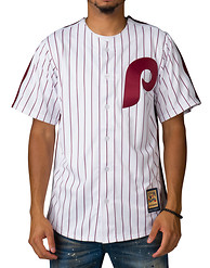 MAJESTIC Philadelphia Phillies 1980 Replica