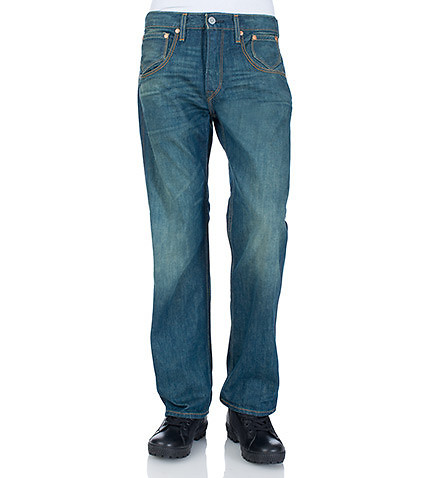 LEVIS - Jeans - 569 LOOSE STRAIGHT PACIFIC FLAP JEAN