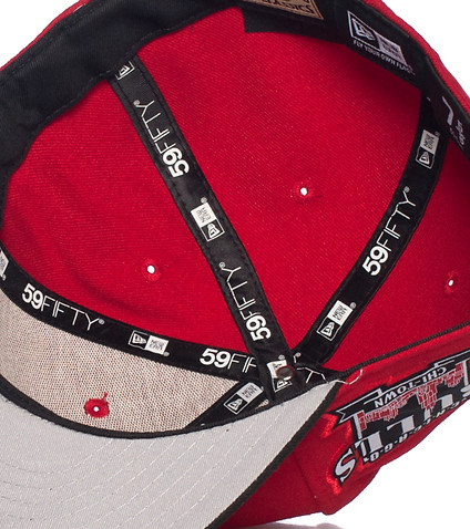 NEW ERA - Caps Fitted - CHICAGO BULLS NBA FITTED CAP