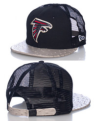 NEW ERA OSTRICH ATLANTA FALCONS STRAPBACK CAP