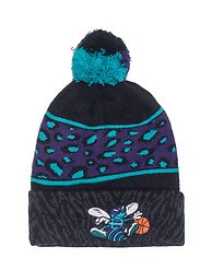 NEW ERA CHARLOTTE HORNETS NBA WINTER BEANIE