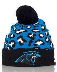 NEW ERA CAROLINA PANTHERS NFL JUNGLE BEANIE