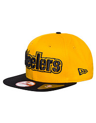 NEW ERA PITTSBURGH STEELERS SNPBCK JJ EXCLUSIVE