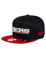 NEW ERA SA 49ERS NFL SNAPBACK JJ EXCLUSIVE