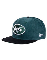 NEW ERA NY JETS CORDUROY SNAPBACK JJ EXCLUSIVE