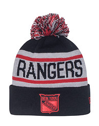 NEW ERA NY RANGERS NHL BIGGEST FAN REDUX BEANIE