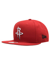 NEW ERA HOUSTON ROCKETS STATE SNAPBACK HAT