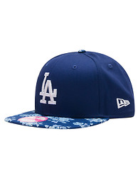 NEW ERA Los Angeles Dodgers Bloom Snapback