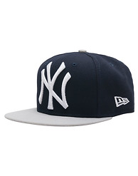 NEW ERA NY YANKEES  GRAND LOGO SNAPBACK HAT