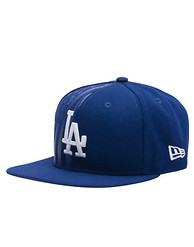 NEW ERA LOS ANGELES DODGERS FLAG SNAPBACK HAT