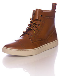 POLO FOOTWEAR JARROD CAP TOE BOOT